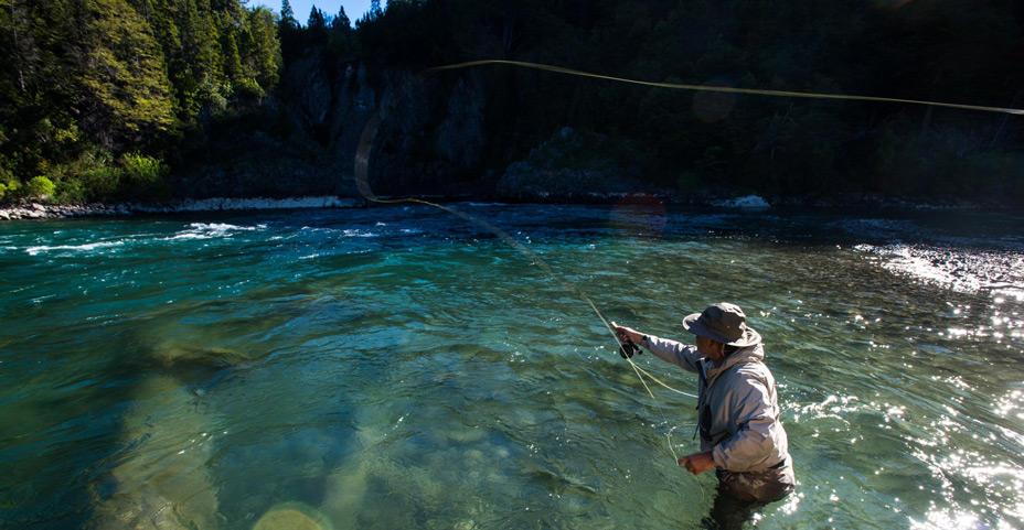 Se extiende la Temporada de Pesca Deportiva en el Río Futaleufú – Canal 12  Web