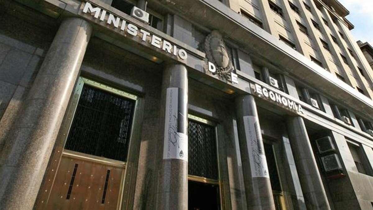 El ministerio de Economía licita cinco bonos en pesos ? Canal 12 Web